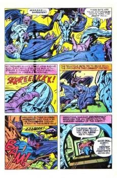 Extrait de Kamandi, The Last Boy On Earth (1972) -10- Killer germ!