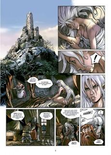 Extrait de Elya, les brumes d'Asceltis -2- Vengeance