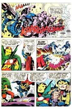 Extrait de Mister Miracle (DC comics - 1971) -7- Apokolips trap!!