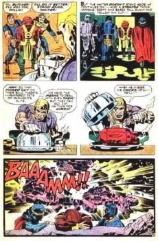 Extrait de Mister Miracle (DC comics - 1971) -9- Himon