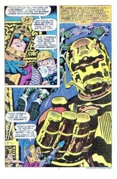 Extrait de The eternals Vol.1 (Marvel comics - 1976) -7UK- The fourth host