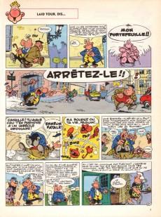 Extrait de Achille Talon -28a83- L'insubmersible Achille Talon