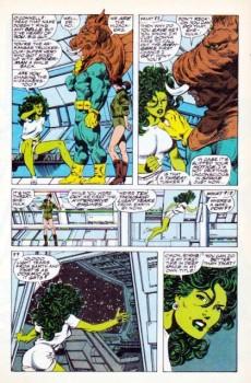 Extrait de Sensational She-Hulk (The) (1989) -6- Star truck