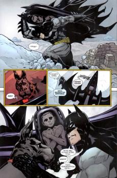 Extrait de Batman and Robin (2011) -32VC- Batman and Ra's Al Ghul - Dark Of The Son