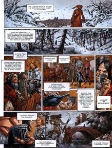 Extrait de Le sang du dragon -9- Au nom de... Satan !