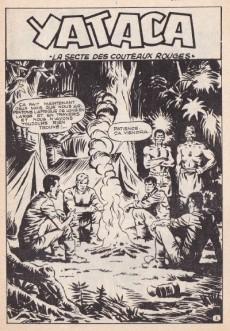Extrait de Yataca (Fils-du-Soleil) -99- La secte des couteaux rouges