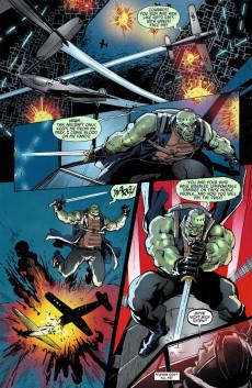 Extrait de Men of war Vol.2 (DC comics - 2011) -8- (sans titre)