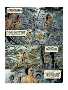 Extrait de Conquistador (Dufaux et Xavier) -4- Tome IV