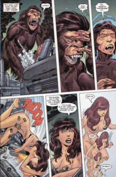 Extrait de Doom Patrol (2004) -8- A death in the family