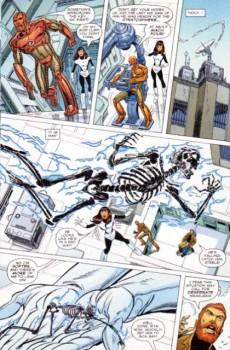 Extrait de Doom Patrol (2004) -9- Freaks