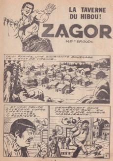 Extrait de Yuma (1re série) -222- Zagor - La taverne du hibou !