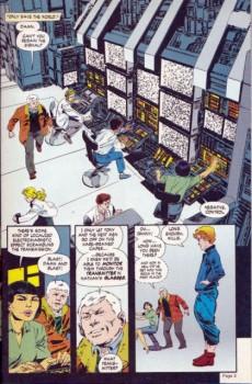 Extrait de Next Men (John Byrne's) (1992) -8- Parallel part 2