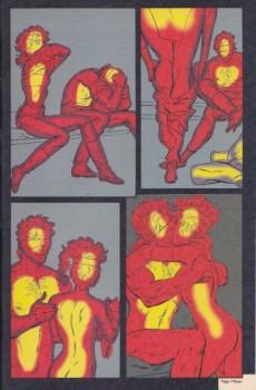 Extrait de Next Men (John Byrne's) (1992) -9- Parallel part 3