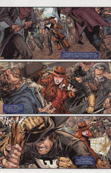 Extrait de All Star Western (2011) -7- The Arena