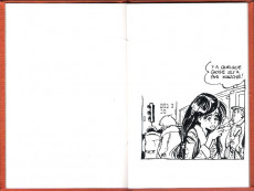 Extrait de Betty Strip -b- Tirage de queue