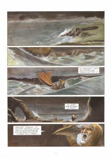 Extrait de Rogon le Leu -5- Le temps des bâtards - Première partie