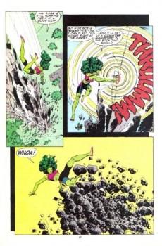 Extrait de Sensational She-Hulk (The) (1989) -31- Interrupted melody