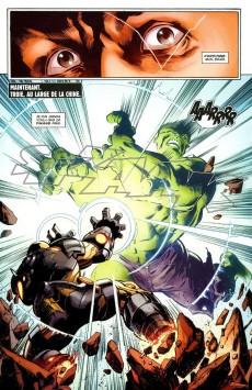Extrait de Original Sin Extra -2- Hulk vs Iron Man
