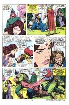 Extrait de Conan the Barbarian Vol 1 (Marvel - 1970) -25- The Murderous Mirrors of Kharam-Akkad!