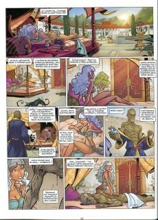 Extrait de Ogres -3- Le Crépuscule des Nécrates