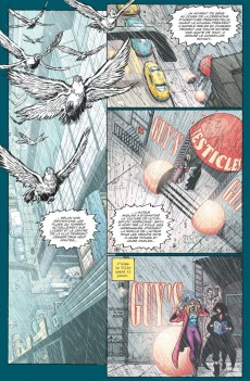 Extrait de Transmetropolitan (Urban Comics) -3- Année trois
