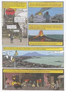 Extrait de Simon Hardy (Une aventure de) -2- Menace sur Naples