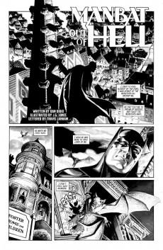 Extrait de Batman Black and White (2013) -2- Black & White