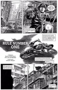 Extrait de Batman Black and White (2013) -3- Black & White