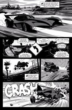 Extrait de Batman Black and White (2013) -5- Black & White