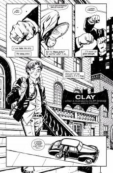 Extrait de Batman Black and White (2013) -6- Black & White
