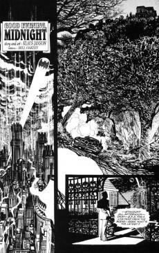Extrait de Batman Black and White (1996) -3- Black & White 3