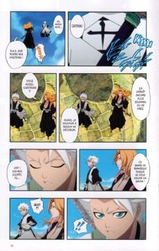 Extrait de Bleach -HS7- The DiamondDust Rebellion - Anime Comics