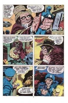 Extrait de Captain America (Marvel comics - 1968) -201- The night people!