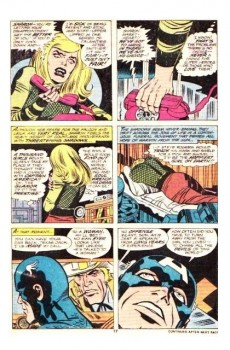 Extrait de Captain America (Marvel comics - 1968) -202- Mad, mad dimension!