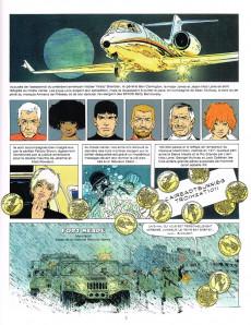 Extrait de XIII -17a2015- L'or de Maximilien
