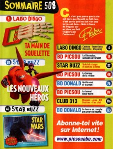 Extrait de Picsou Magazine -508- Picsou Magazine n° 508