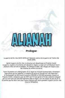 Extrait de Alianah - Un conte de Guy d'Artet