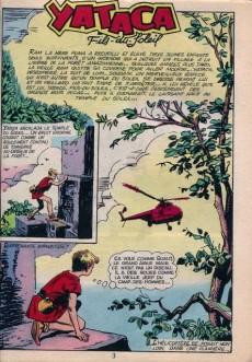 Extrait de Yataca (Fils-du-Soleil) -2- Les hommes dans la forêt