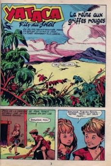 Extrait de Yataca (Fils-du-Soleil) -5- La reine aux griffes rouges