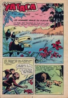Extrait de Yataca (Fils-du-Soleil) -13- Les hommes venus du fleuve