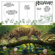 Extrait de Les petites histoires -4- Les petites histoires de la jungle