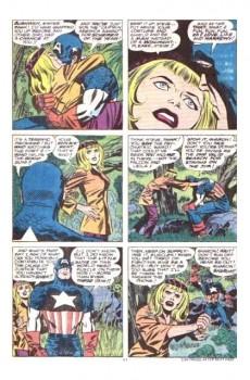 Extrait de Captain America (Marvel comics - 1968) -204- The unburied one!