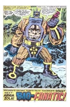 Extrait de Captain America (Marvel comics - 1968) -208- The river of death
