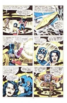 Extrait de Captain America (1968) -209- Arnim Zola - The bio-fanatic!