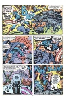 Extrait de Captain America (Marvel comics - 1968) -213- The night flyer!