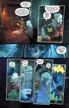 Extrait de Gotham Academy (2014) -4- The Secret of the Symbol