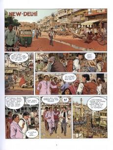 Extrait de Kashmeer -2- Les Têtes noires