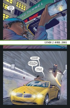 Extrait de Ex Machina (Urban Comics) -3- Volume III