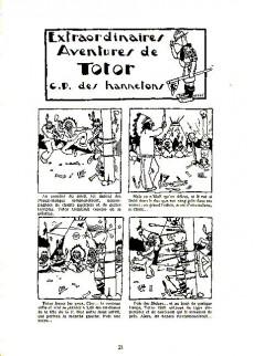 Extrait de Archives Hergé - Tome 1