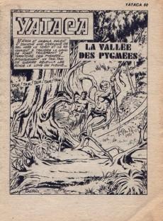 Extrait de Yataca (Fils-du-Soleil) -60- La vallée des pygmées